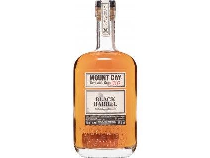 Mount Gay Black Barrel Double Cask Blend
