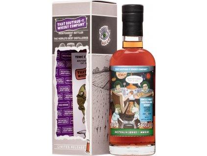 That Boutique-y Whisky Company Starward 3 Y.O.