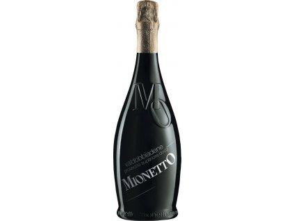 Mionetto Valdobbiadene Prosecco Superiore, DOCG, Valdobbiadene DOCG, rNV, šumivé víno, spumante, biele, extra dry 0,75L
