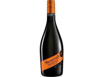 Mionetto Prosecco Vino Frizzante, DOC, TREVISO DOC, rNV, perlivé víno-frizzante, biele, semi seco, Screw cap 0,75L
