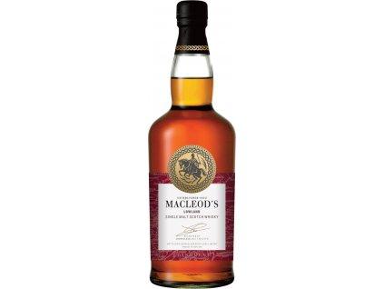 Macleod's Lowland Single Malt Whisky