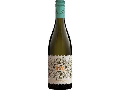 Zillinger RADIKAL Grüner Veltliner BIO, PDO, Weinviertel, r2017, víno, biele, suché, BIO, Screw cap 0,75L