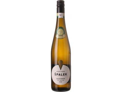 Špalek Sauvignon V.O.C., BIO, Znojemská oblast, r2020, víno, biele, suché, BIO, Screw cap 0,75L