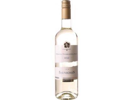PD Mojmírovce Sauvignon, Nitrianska oblasť, r2020, akostné víno, biele, polosuché, Screw cap 0,75L