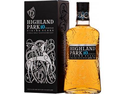 Highland Park 10 Y.O. Viking Scars