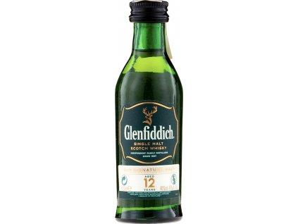 Glenfiddich 12 Y.O. Mini