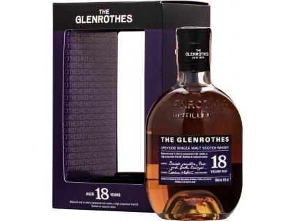 Glenrothes 18 Y.O.