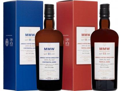 SVM Coffret MMW Blend Wedderburn 2 x 0,7l