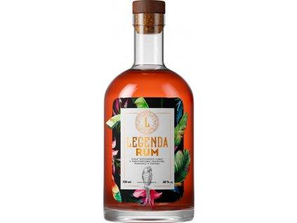 Legenda Rum 38%, rum 0,7L
