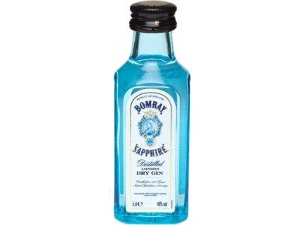 Bombay Sapphire 47% 0,05 L