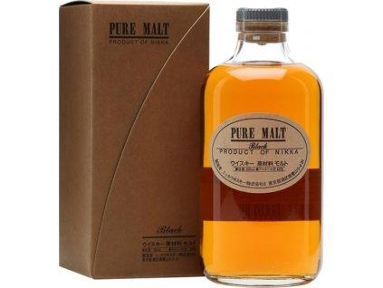 Nikka Pure Malt Black Of 43% 0,50 L