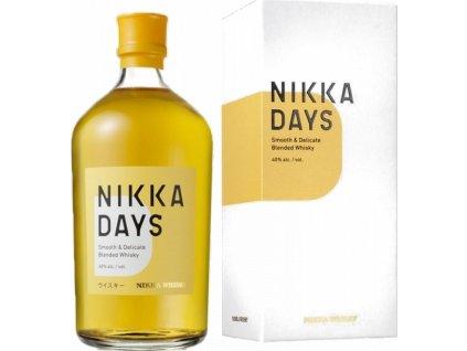 Nikka Days 40% 0,70 L