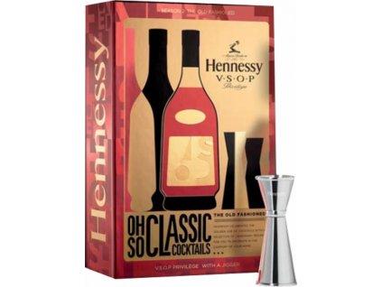 Hennessy VSOP 40% 0,70 L + Jigger