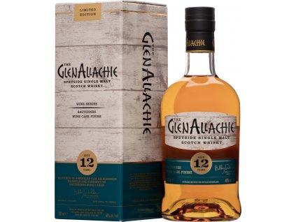 The GlenAllachie 12 ročná Sauternes Wine Cask Finish