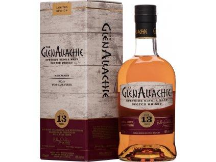 The GlenAllachie 13 ročná Rioja Wine Cask Finish