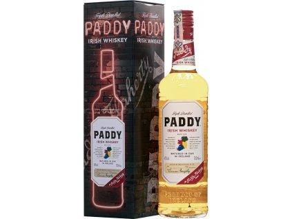 Paddy v plechu