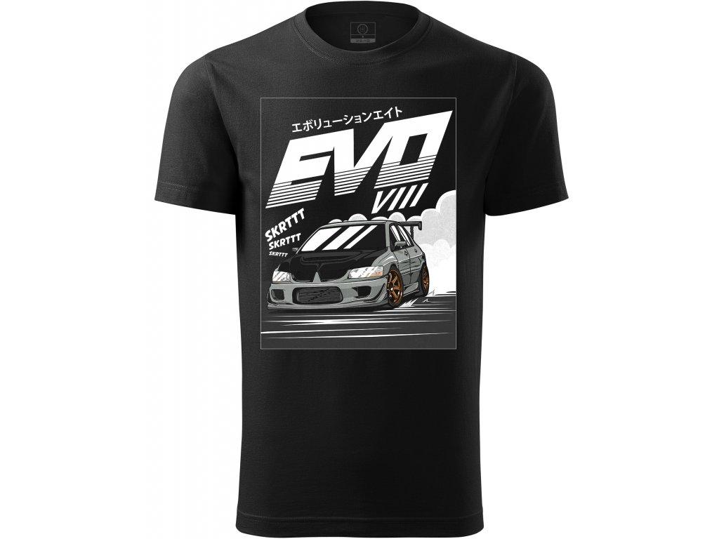 EVO 8 Drift