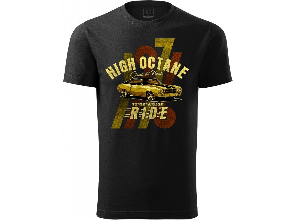 High octane ride