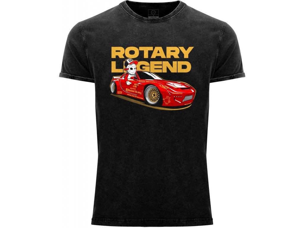 Rotary legend