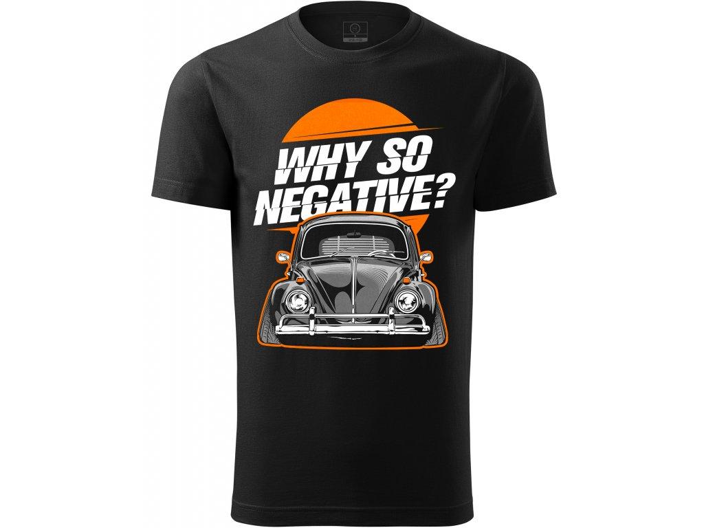 WV Beetle Why so negative