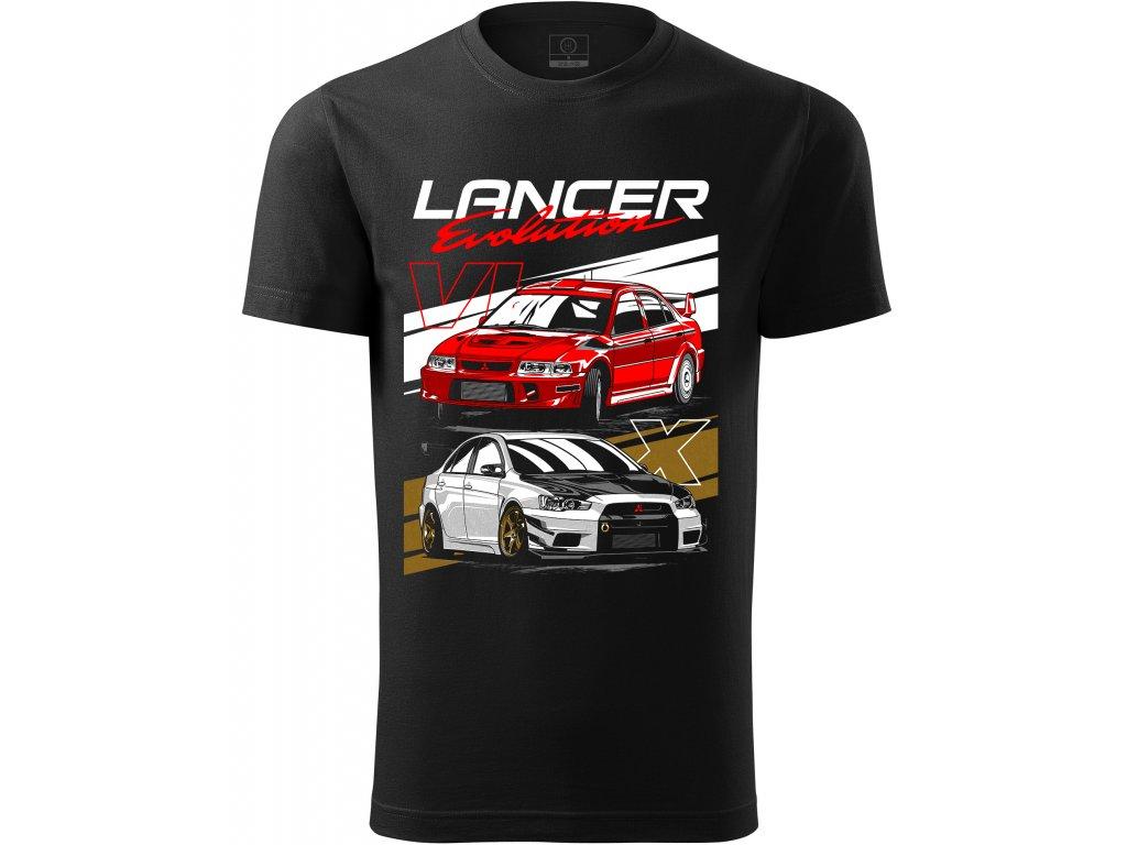 Lancer EVO Generations web