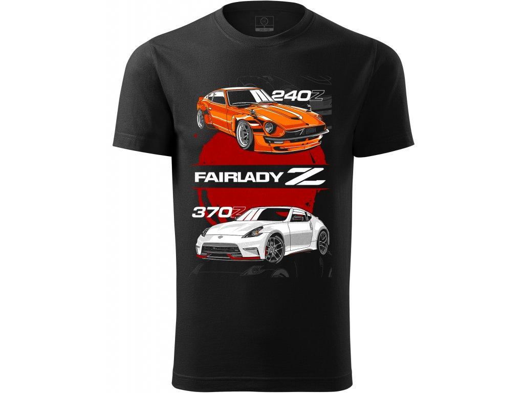 Nissan Z Series web