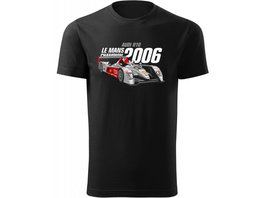 2006 Audi R10 cerny