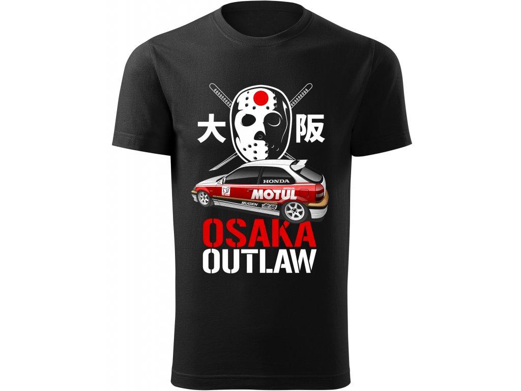 Civic EK Kanjozoku outlaw