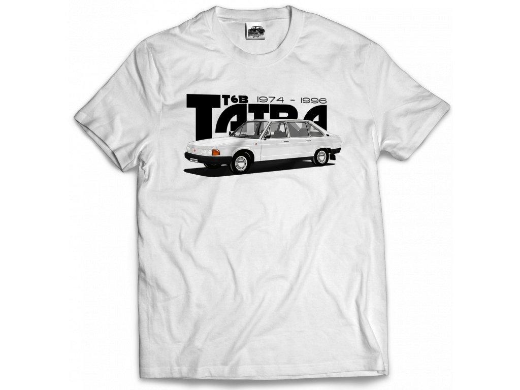 Pánské tričko Tatra T613-3