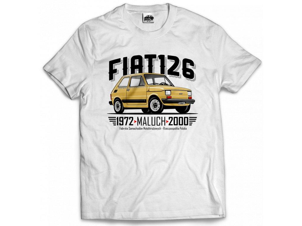 Pánské tričko Fiat 126 Maluch