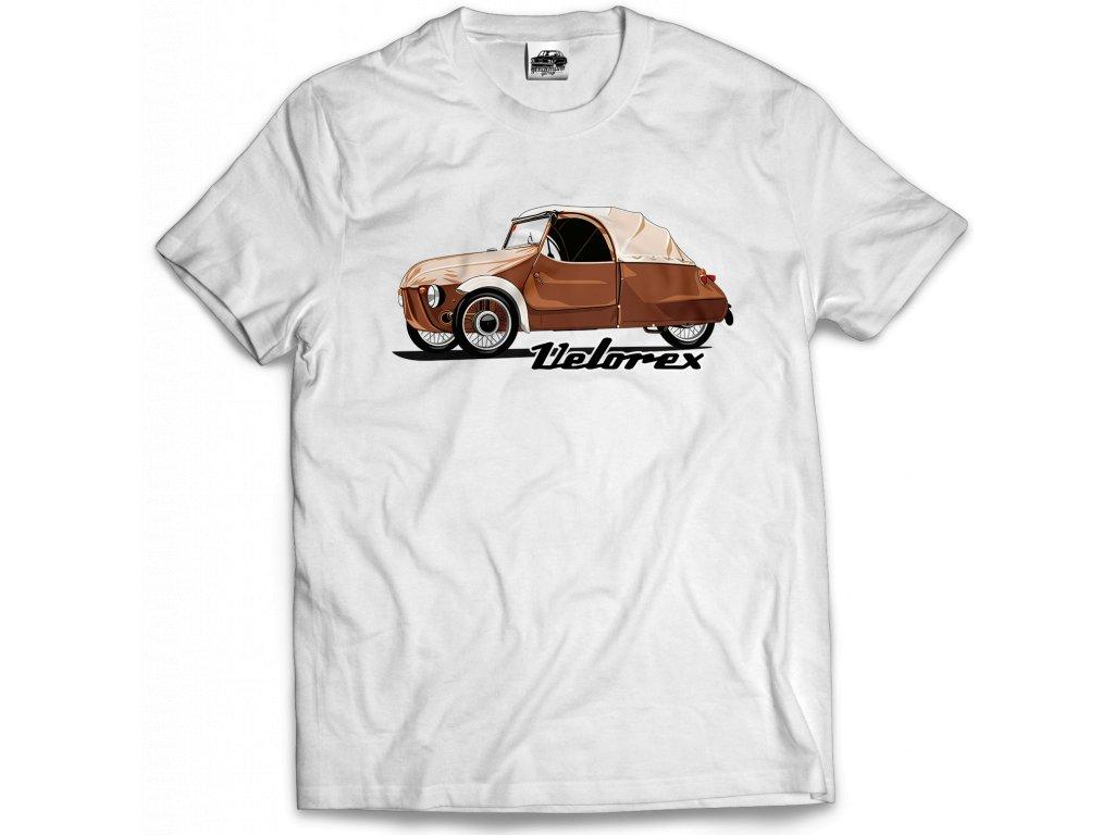 Pánské tričko Velorex