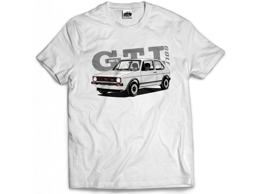 Pánské tričko Volkswagen GOLF MK1 GTI