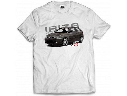 Pánské tričko SEAT Ibiza III FR