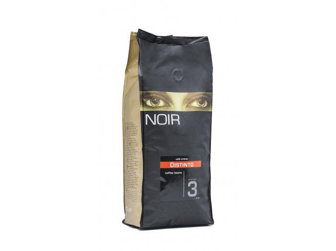 Cerstve prazena zrnkova kava Noir 50 50 produkt