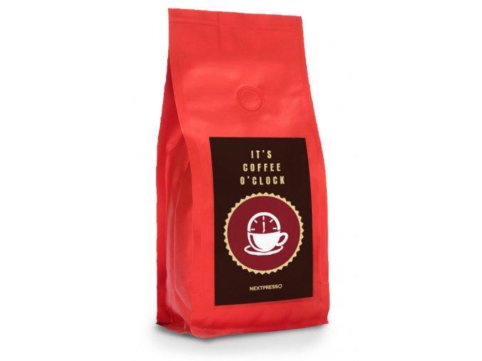 Cerstve prazena zrnkova kava citta del caffe cas na kavu produkt