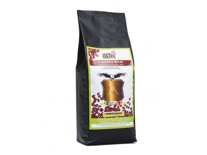 Cerstve prazena zrnkova kava citta del caffe crema 60 40 produkt