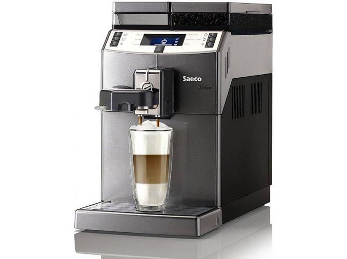 Automaticky kavovar Saeco Lirika OTC Antracite produkt 1