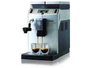 Automaticky kavovar Saeco Lirika Plus Silver produkt 1