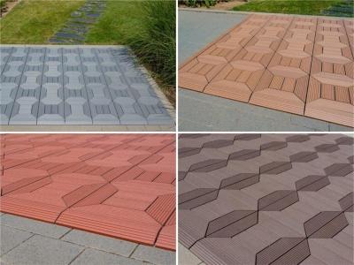 WPC dlaždice - kvalitní podlaha pro Váš balkon