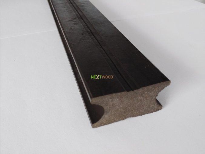 WPC podkladový terasový hranol Nextwood 3D line