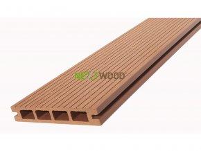 WPC podlahové terasové prkno Nextwood, třešeň