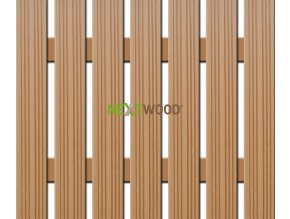 WPC úzká plotovka Nextwood, olše