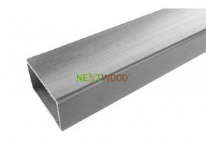 Vodorovná ocelová výztuha pro ploty a zábradlí Nextwood