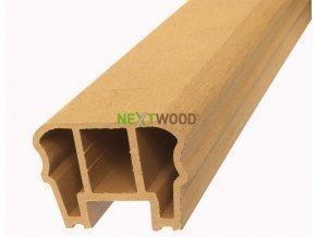 WPC zábradlové madlo Nextwood, olše