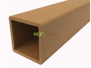 WPC svislý zábradlový sloupek Nextwood, olše