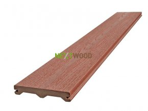 WPC terasové prkno Nextwood FULL LINE, třešeň