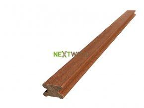 WPC terasový podkladový hranol NEXTWOOD FULL line - 4000 mm