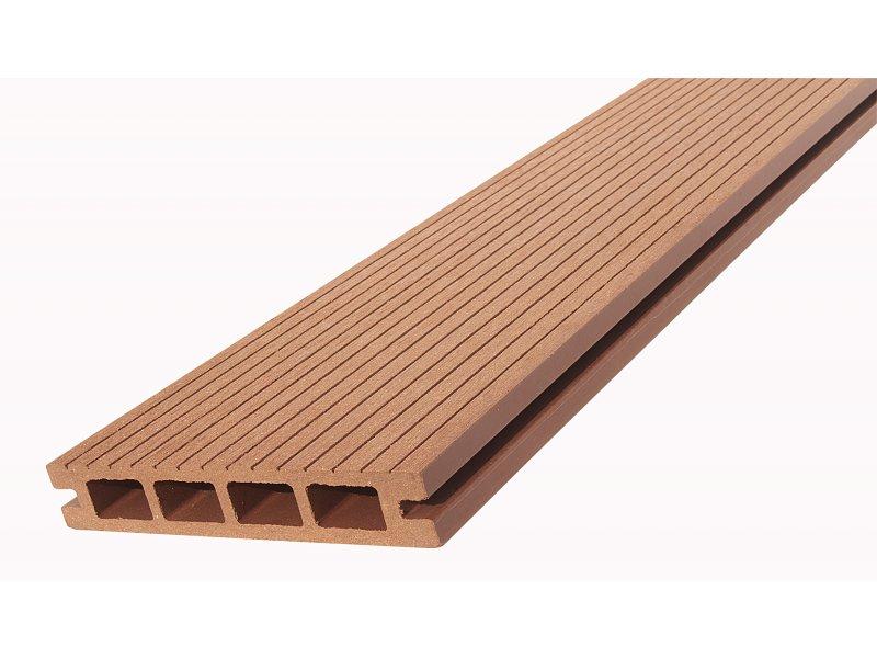 WPC podlahové / terasové prkno Nextwood, barva třešeň • 25x150 mm • Délka: 2 metry