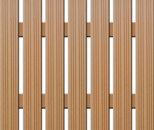 WPC plotovka Nextwood, šířka 72 mm, barva olše Výška: 1,2 metru
