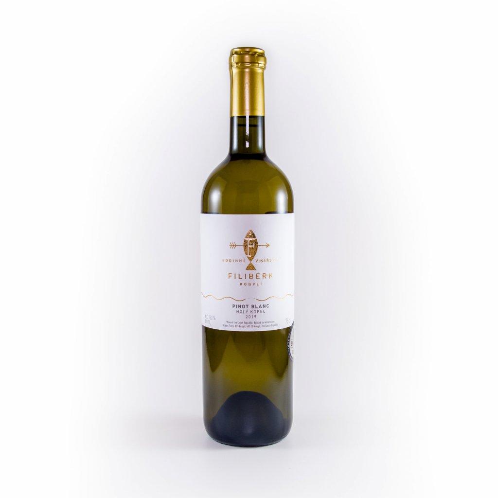 Pinot blanc 2019 - Holý kopec / Pozdní sběr * Robert Tichý